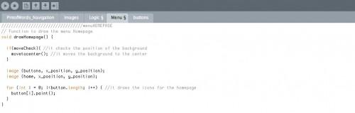 code_NavigationDrawHomepage
